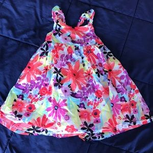 🌸 EUC floral sun dress 🌸